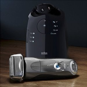 $134.97Braun Series 7 7865cc ($35 Rebate Available) Men's Electric Foil Shaver, Wet and Dry Razor with Clean & Charge Station