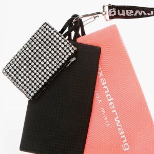 3.5折起!£386收腰包Alexander Wang 大量单品好价 收腰包、羊毛开衫、围巾、卫衣