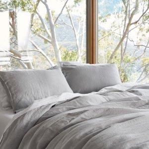60天免费试用+全场包邮Parachute Home 高端床上用品热卖 匠心定制 舒适入眠
