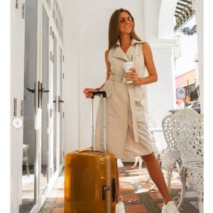 全场买一送一 拼单超划算最后一天:Myer 大牌行李箱热卖 年末旅游带上它