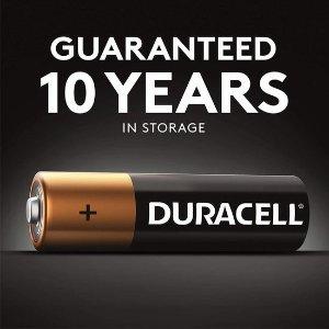 $26.53(原价$35.28)史低价:Duracell 金霸王 AA + Optimum AA碱性电池32件套