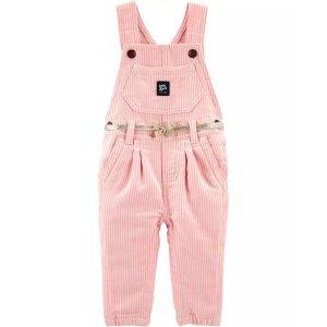 Oshkosh婴儿、幼童背带裤