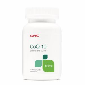 GNC史低价!辅酶CoQ-10 100mg,150粒