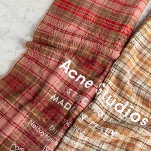 £88起Gucci、Acne Studios 等羊毛围巾热卖