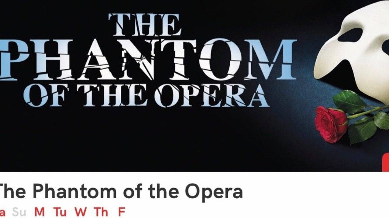 必看的经典音乐剧——歌剧魅影分享