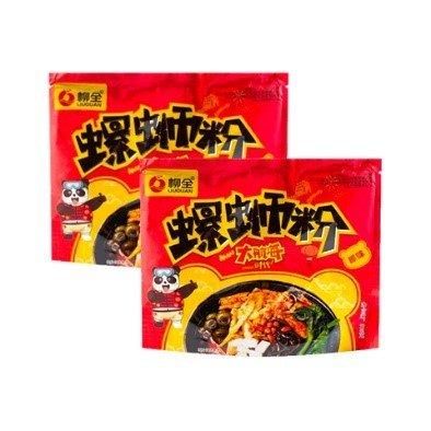【2袋】柳全 大航海时代原味螺蛳粉315g*2