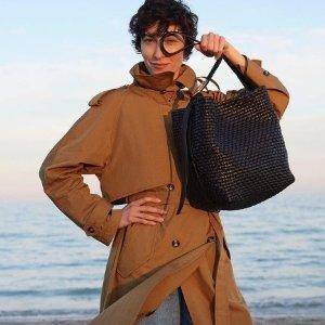 8.5折!BBR平替风衣£148上新:Arket 设计感美衣上新 北欧风简约设计派