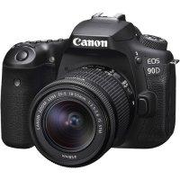 Canon EOS 90D + 18-55mm 镜头