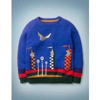 Boden 儿童 Quidditch Match 毛衣