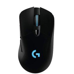 $49.99 (原价$99.99)Logitech G703 Lightspeed 游戏鼠标