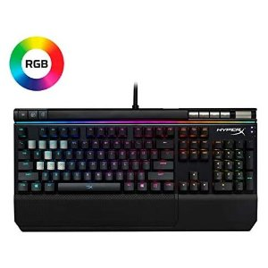 HyperX Alloy Elite RGB MX Blue Mechanical Keyboard
