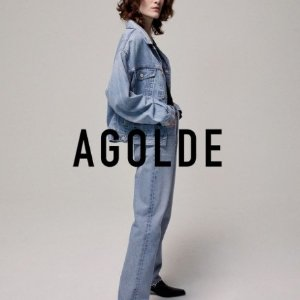 低至6.8折 $176.99收牛仔裤Agolde 牛仔裤 $189.99收高腰破洞牛仔裤 四季百搭牛仔单品