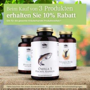 仅需€17.95Kräuterhandel Sankt Anton Omega 3鱼油 400粒装