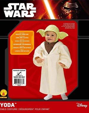 $7.94起限今天:Rubies 星球大战系列多款儿童装扮服特价