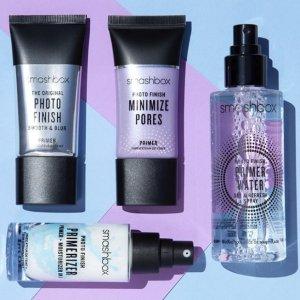 最高立减$50+送好礼Smashbox Cosmetics 全场彩妆促销