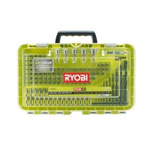 $9Ryobi Drilling and Driving Kit (120-Piece)