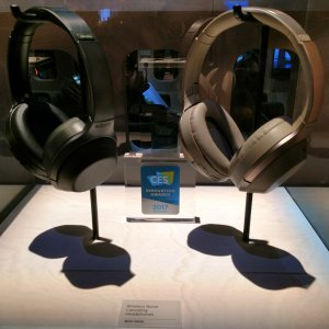 EUR 259.66 ($295.58)SONY MDR-1000X Noise Cancelling Wireless Headphones