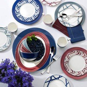 一件7折限今天:Mikasa 全场餐具、家居装饰品6小时闪购热卖