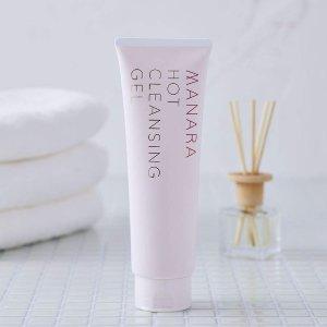 直邮中国到手价RMB268上新:MANARA 温感洁面卸妆啫喱 200g 预售