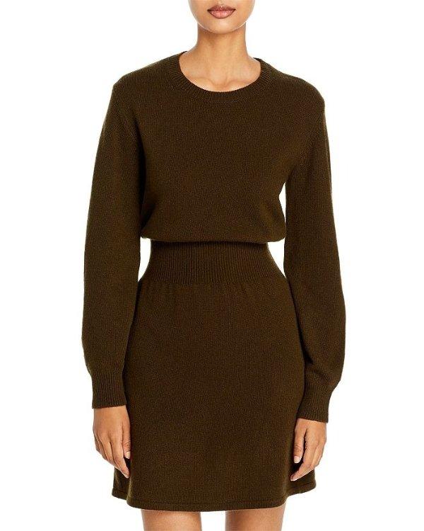 Wool & Cashmere 毛衣裙