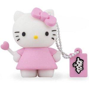 $4.44起就能收, 4款Hello Kitty可选超Q超可爱U盘大赏 Hello Kitty, Marvel 等超多经典造型