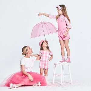 Free ShippingJanie And Jack Think Pink limited Collection Sale