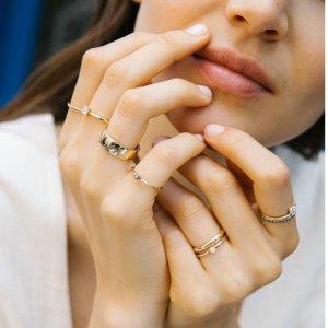 满$200减$50AUrate New York官网 时尚轻珠宝全场热卖