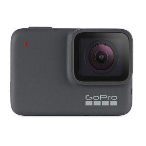 $238.9 (原价$299.99)GoPro HERO7 Silver 4K 运动相机