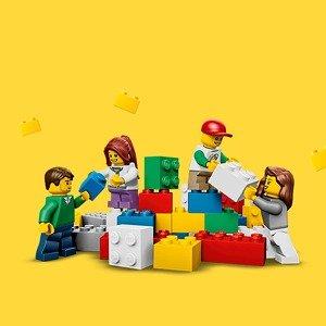 6折优惠Lego 益智积木本周特惠 大人小孩都喜爱