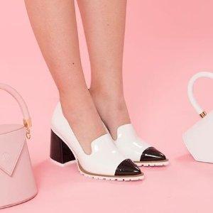 全场8.5折+免邮 糖果色公主鞋最后一天:小众清新品牌 Nina Hauzer 精选美鞋热卖