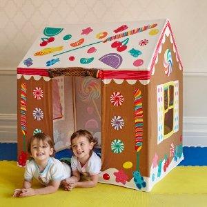 满$75享6.5折Dylan's Candy Bar 婴童品促销 收限量版糖果图案aden+anais纱布巾