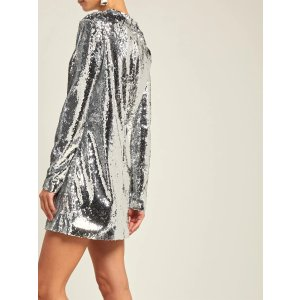 RACILAra sequinned mini dress | Racil | MATCHESFASHION.COM US