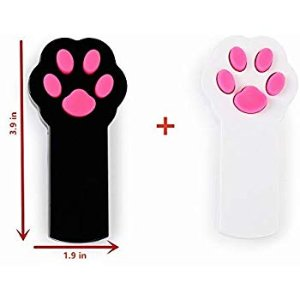 Amazon.com : Ruri's Cat Chaser Toys Cat Interactive Focused Light Cat Training Tools : Pet Supplies