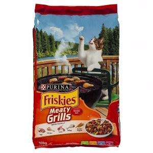 Friskies Meaty Grills 猫粮