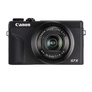 $795(原价$999.9)佳能 PowerShot G7X Mark III 专为vlog打造