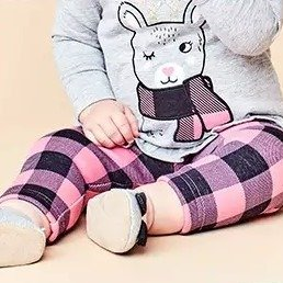 $4.19 & UpKids Cozy Pants @ Carter's