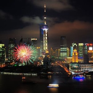 From $414 New York To Shanghai RT Airfare