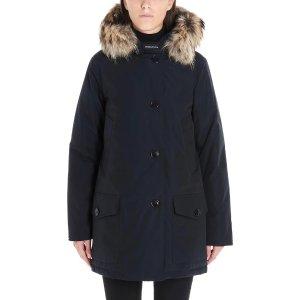 WoolrichArctic Fur Trim 派克羽绒服