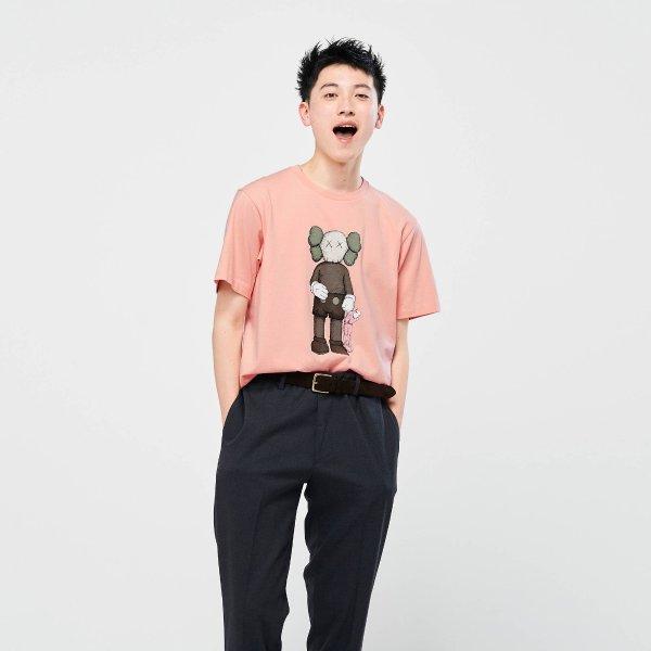 KAWS T恤