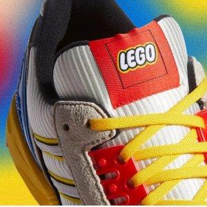或用50分参加抽奖LEGO官网 adidas联名鞋新入VIP积分兑换礼