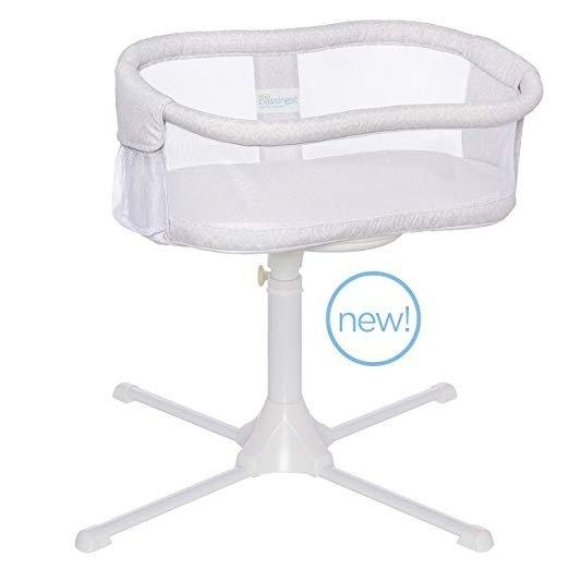 升降可调节婴儿床