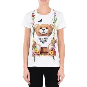Moschino小熊上衣