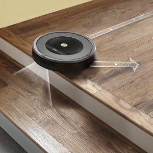 $348.15($374.86)iRobot Roomba 850 旗舰版 智能扫地机器人 打扫解放双手