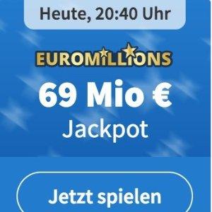 周二/五开奖 2注机会只要€1