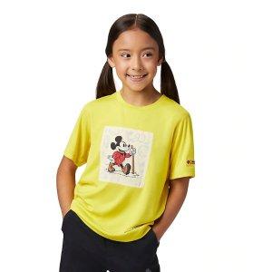 ColumbiaMickey合作款 童款T恤