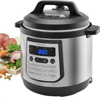 $39.99Insignia 8-Quart Multi-Function Pressure Cooker