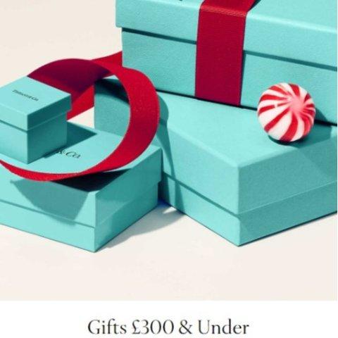 多达299款 £120拿下豌豆打火机Tiffany&Co 官网教你£300之内拿下小蓝盒 收项链、戒指、耳钉等