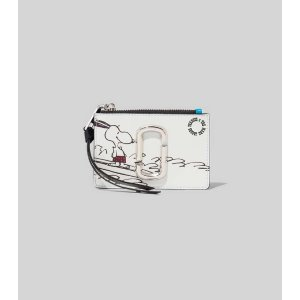 Marc JacobsPeanuts x Marc Jacobs The Snapshot Top Zip Multi Wallet