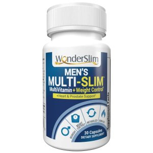MULTI-SLIM Men's Multivitamin Supplement for Weight Loss, (30ct)