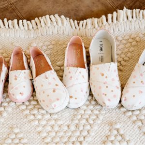 Up to 50% OffExtended: Kids Footwear Surprise Sale @ TOMS